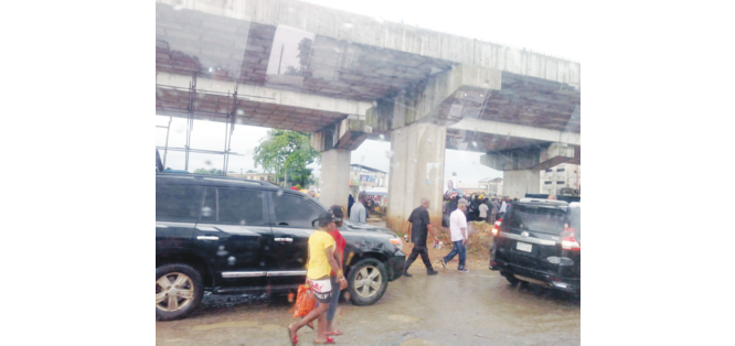 Ikpeazu grappling with infrastructural challenges in Abia