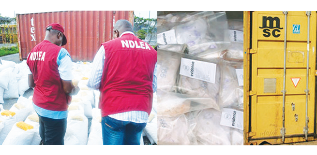 Improved security drowns illicit drug deal at seaports