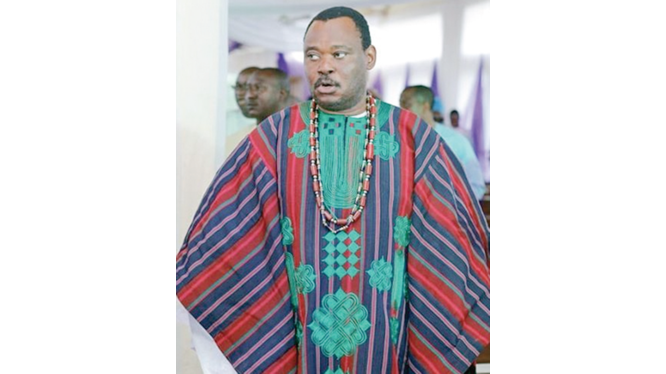Billionaire businessman, Jimoh Ibrahim, bids late mum farewell