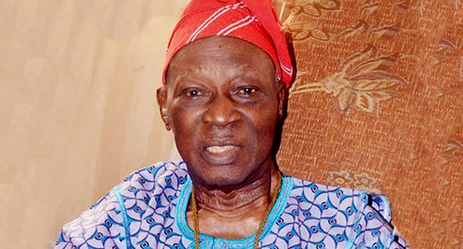 Foremost broadcaster, Olasope, dies at 82
