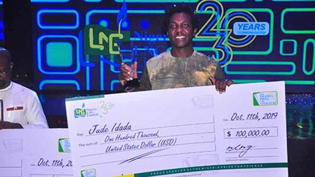 Jude Idada wins $100,000 NLNG Literature Prize