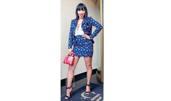 Mercy Eke dazzles in new photos