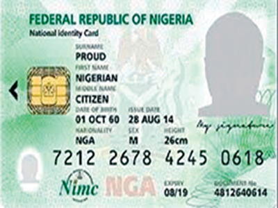 Nigeria's tortuous journey to national identification