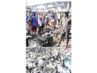 Onitsha inferno:Traders recount huge losses