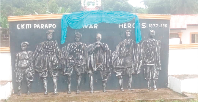 133 years after: Celebrating end of Ekiti Parapo war
