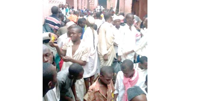 Plight of  Kaduna's torture centre inmates