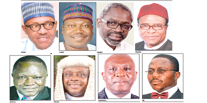 Relieving Nigeria of NASS' financial burden