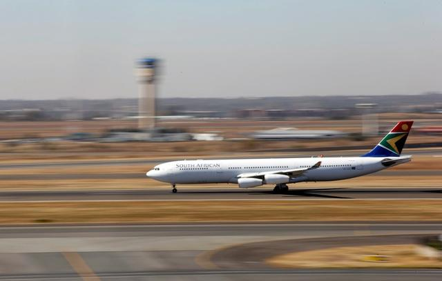 South African Airways recalls some aircraft for compliance checks