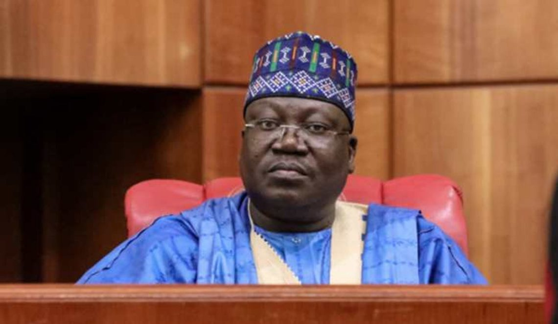 Lawmakers're not voted to fight, but to work – Lawan
