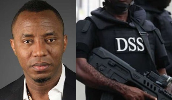 DSS frees Sowore, pays N100,000 fine as women protest nude