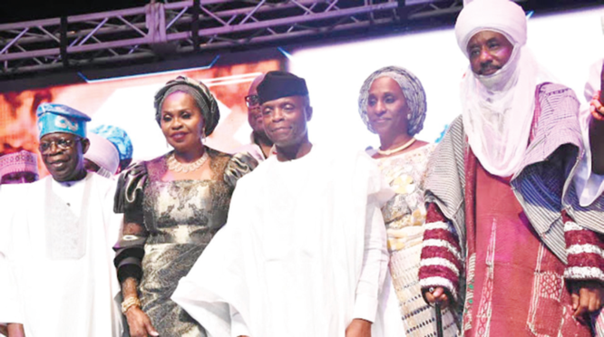 Splash of glamour as Bola Shagaya throws superlative bash at 60
