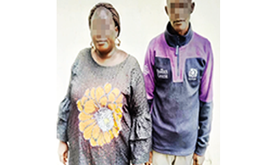 Police accuse man, sister-in-law of defrauding Chinese of N30.6m