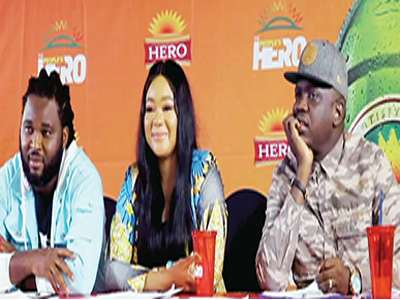 The People's Hero: 24 contestants off to second stage in Owerri