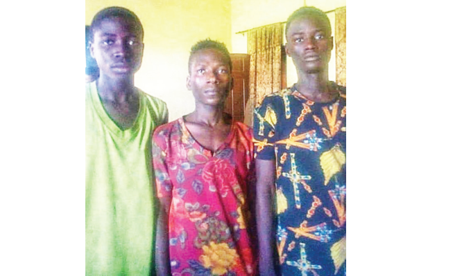 Three serial rapists arrested in Niger