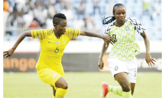 Tokyo 2020:  NFF quakes over Falcons' ouster