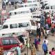 Traders flee deadly highways