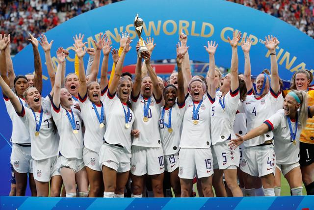 2019 FIFA Women's World Cup watched by 1. 12bn viewers
