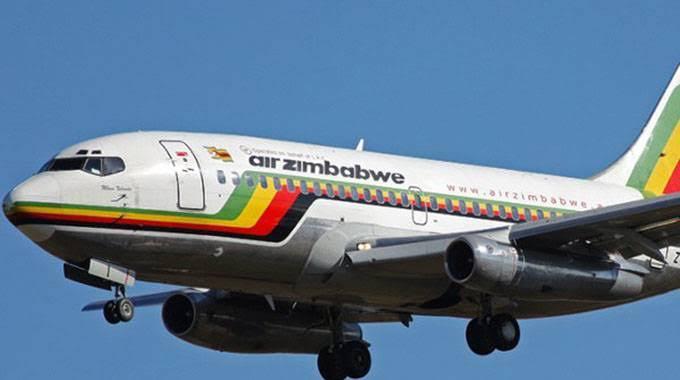 South Africa grounds Air Zimbabwe jetliner over debt