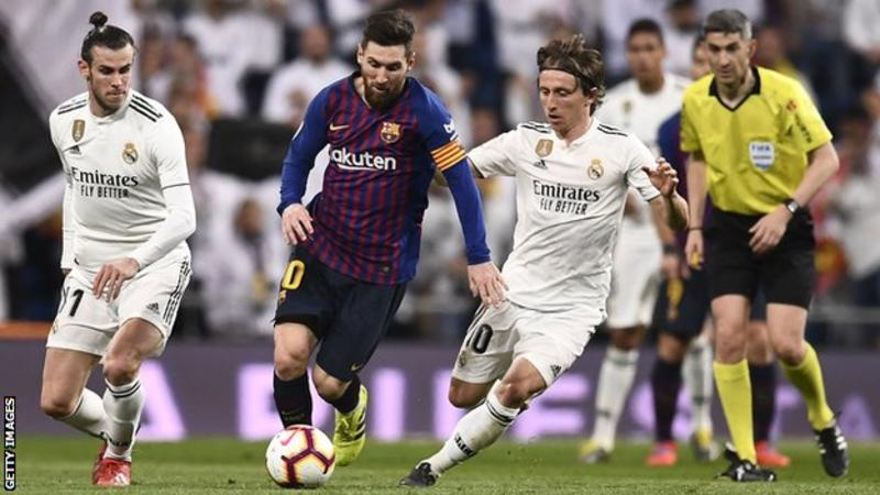 La Liga considers legal action over new El Clasico date