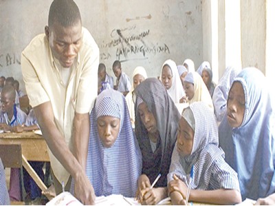 North's agenda to bridge basic education gap