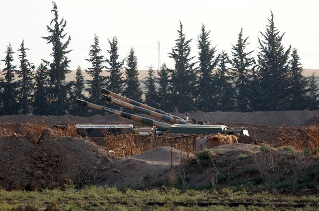 Turkey launches Syrian offensive