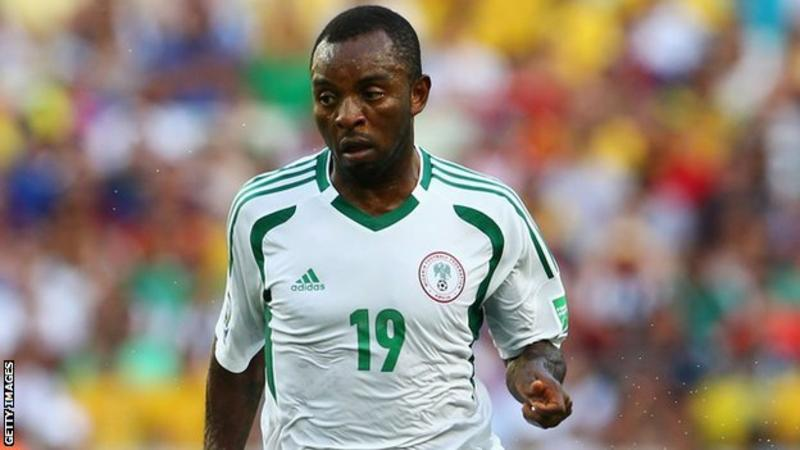 Mba: Nigeria's Nations Cup hero eyes return after two years out