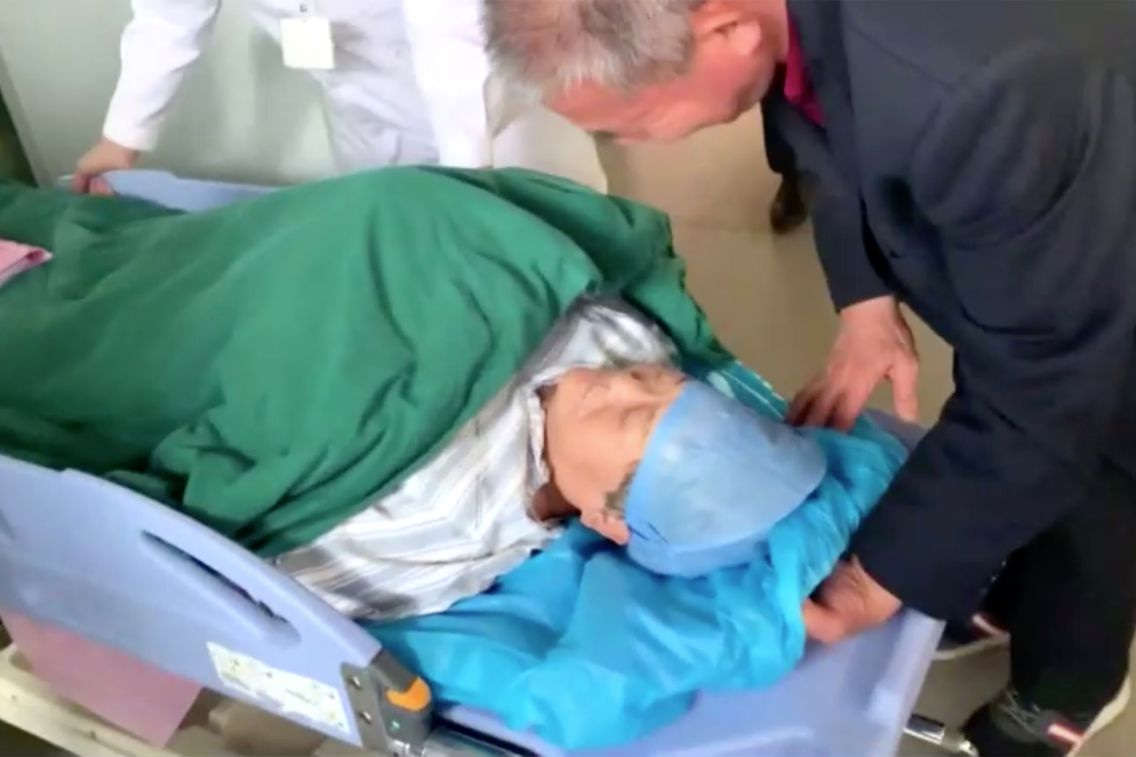 67-year-old woman gives birth in China, may be country's oldest new mom