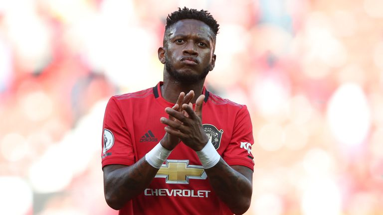 Carabao Cup: Fred will play Pogba's position, Solskjaer confirms
