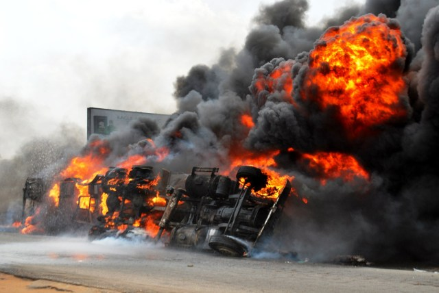Another tanker explosion hits Onitsha