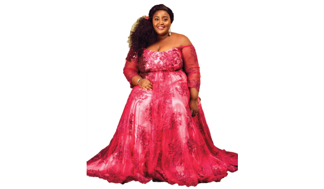 Plus size models are sexy –Temi Aboderin
