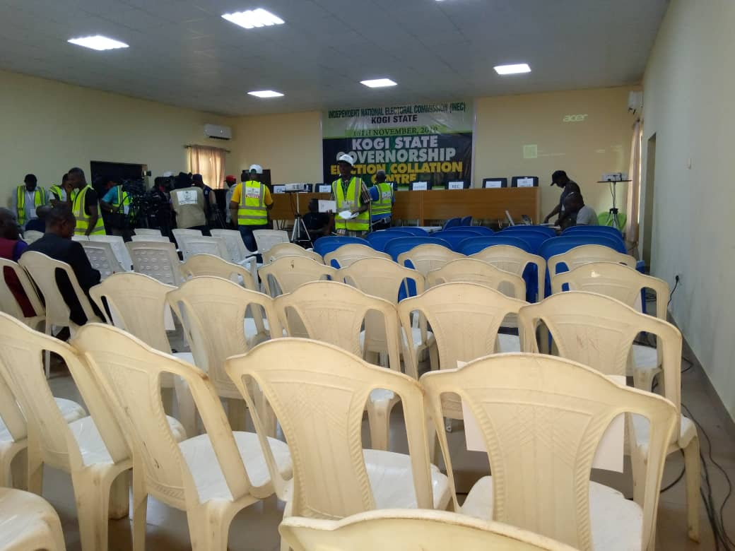 INEC yet to begin announcement of Kogi results