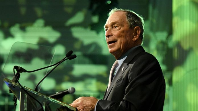 Former New York Mayor, Bloomberg, joins 2020 White House race