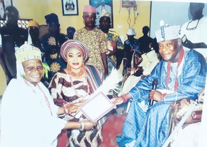 60 years after: A new head for Oshodi lineage