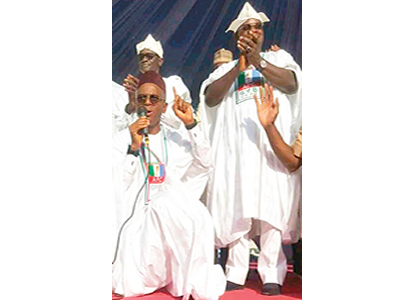 Kogi, Bayelsa guber polls: APC begs for votes