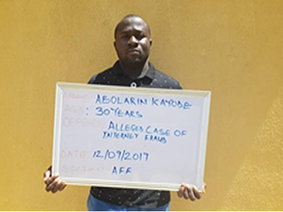 Internet fraudster bags six months imprisonment in Ilorin