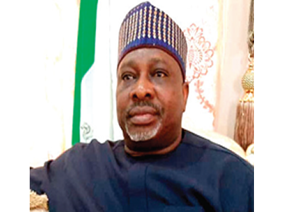 I'm still Kogi's deputy governor, says Achuba