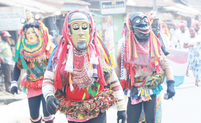 Annang Festival of Arts and Culture 2019 holds on December 20