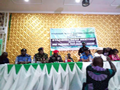 18 parties sign peace accord in Kogi
