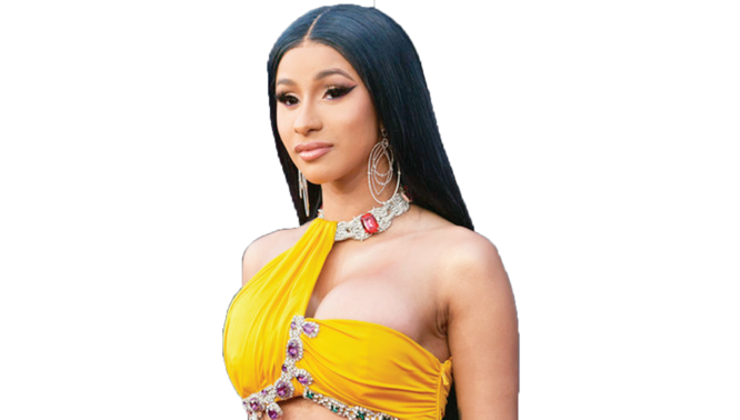 Cardi B's coming to Lagos with Daughter, Kulture?