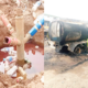 Explosion rocks Lagos as vandals breach fuel pipeline