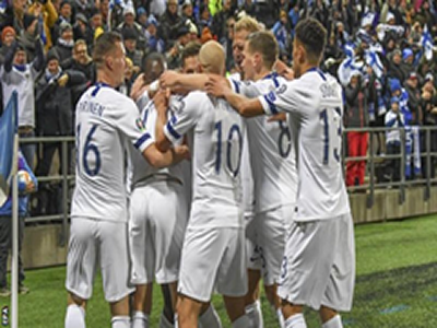 Finland makes history, qualifies for Euro 2020