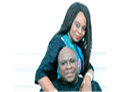 Gbenga Adeyinka, wife celebrate 25th wedding anniversary