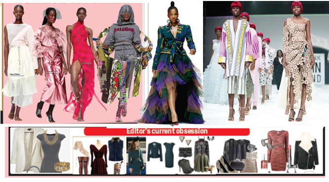 Glitz at GTBank Fashion Weekend