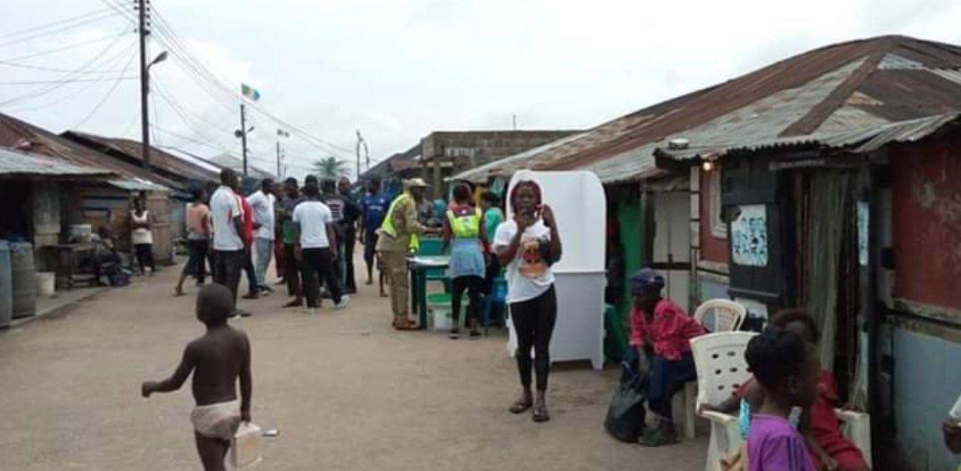 Kogi/Bayelsa decide: Vote buying taking place in Yenogoa