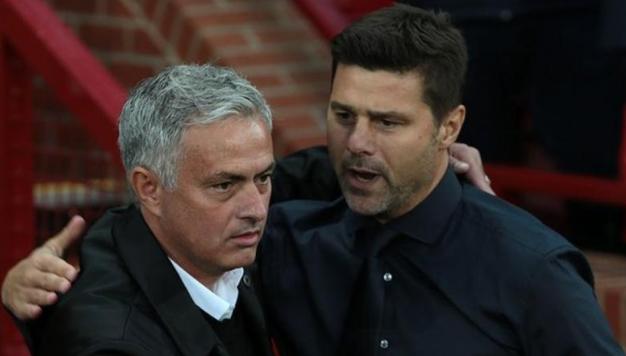 Spurs name Mourinho as new manager