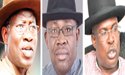 Bayelsa guber: Gladiators who'll shape poll