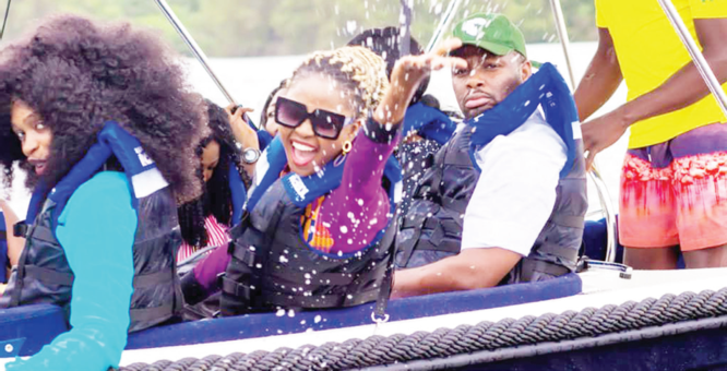 La Campagne, Radisson Blu launch boat cruise on Lagos waters
