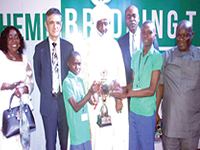Rivers wins 2019 Lafarge Africa National Literacy competition