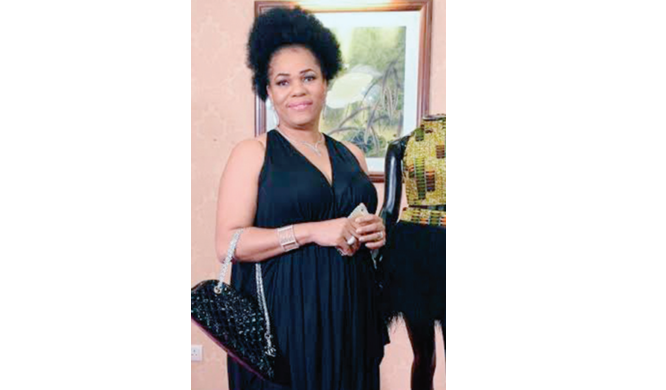 High society mourns with Maureen Onigbanjo