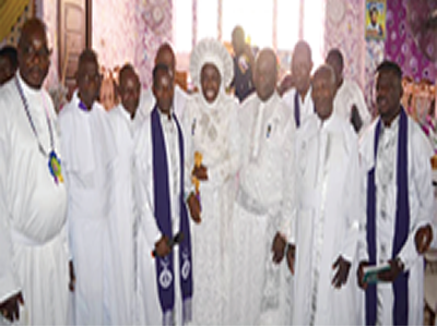 Hold on to the faith, Senior Apostle Morakinyo  urges C&S members